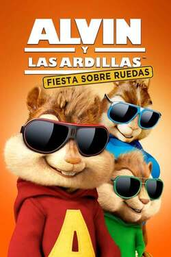 Alvin y las Ardillas: Aventura sobre ruedas