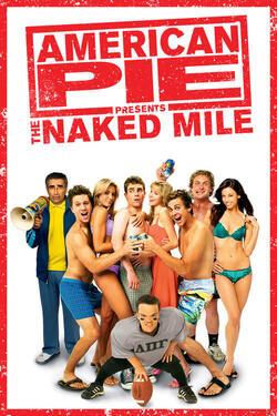 American Pie presenta: Una carrera al desnudo