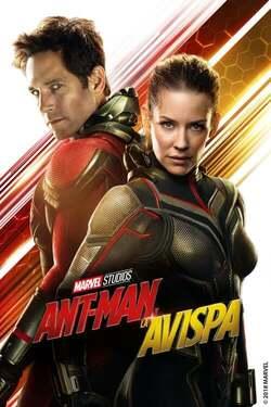 Ant-Man 2: El Hombre Hormiga y la Avispa