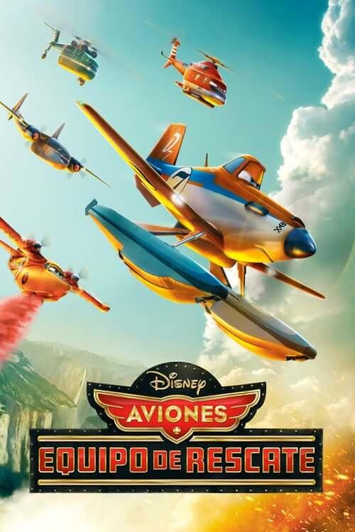 Aviones 2: Equipo de rescate 2014