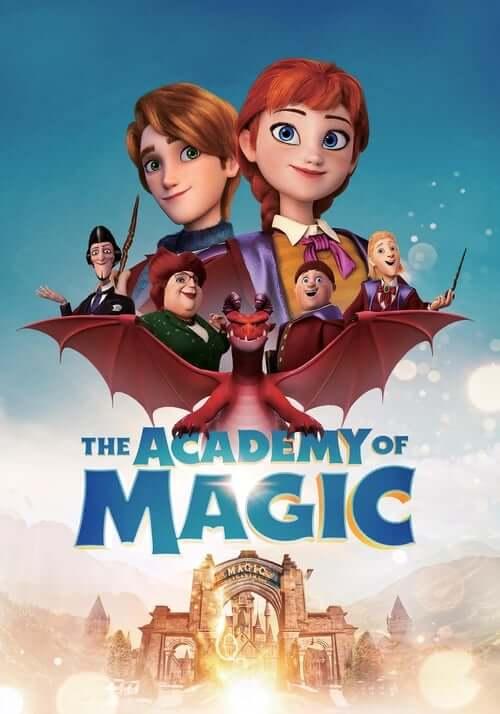Colegio de Magia y Hechicería