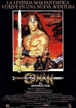 Conan: El Destructor
