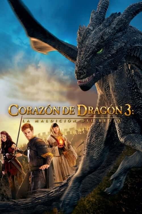 Corazón de Dragón 3: La maldición del brujo