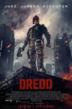 Dredd  / El Juez del Apocalipsis