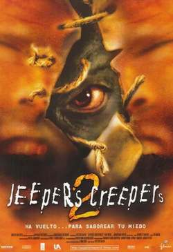 El demonio 2 /  Jeepers Creepers  2