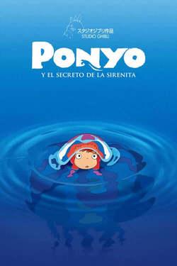 Ponyo y el Secreto de la Sirenita / Ponyo en el Acantilado