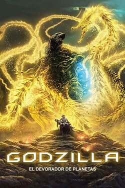 Godzilla: El devorador de planetas