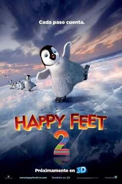 Happy Feet: El Pinguino 2