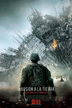Invasión del Mundo: Batalla Los Ángeles