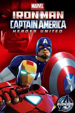 Iron Man y Capitan America: Heroes Unidos