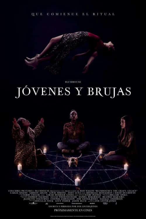 Jóvenes brujas: Nueva hermandad 2020