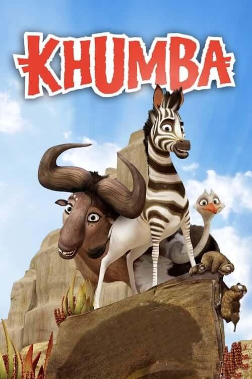 Khumba - La Cebra Sin Rayas