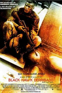 La caída del halcón negro / Black Hawk Down