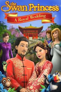 La princesa encantada: Una boda real