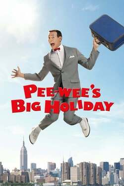 Las grandes vacaciones de Pee-Wee
