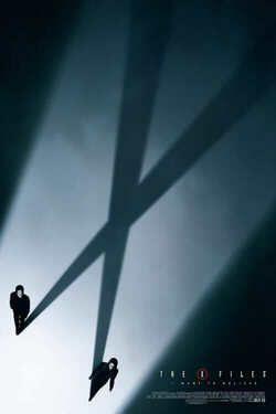Los expedientes secretos X: Quiero creer