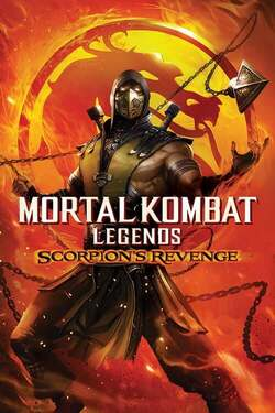 Mortal Kombat Legends: La venganza de Scorpion