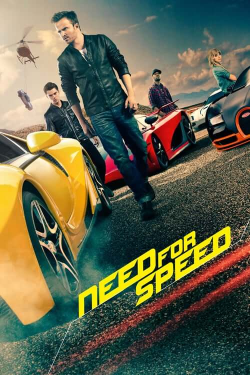 Need For Speed: La Película 2014