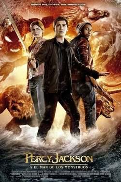 Percy Jackson 2  y el mar de los monstruos