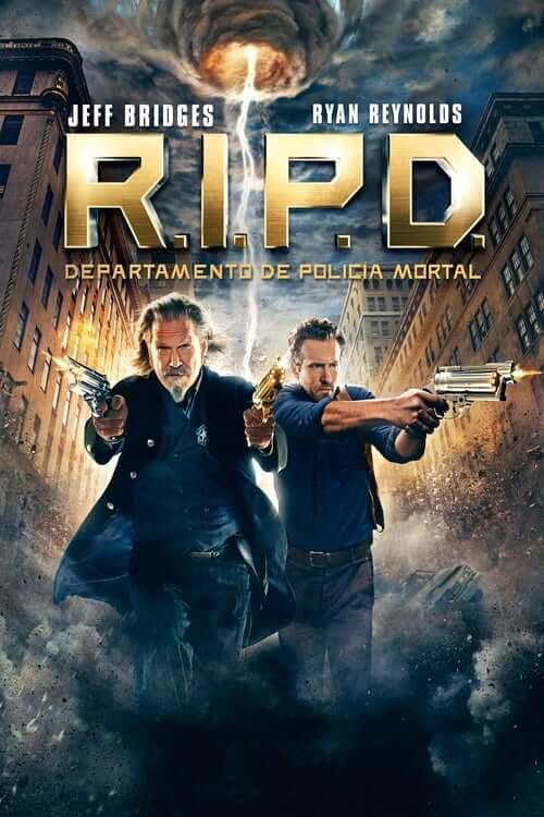 R I P D  Policía del más allá