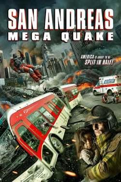 San Andreas mega sísmo / San Andreas Mega Quake