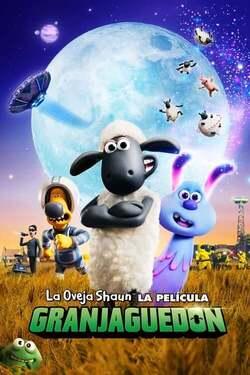 Shaun, el cordero: La película - Granjaguedon