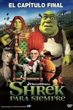 Shrek 4  para siempre